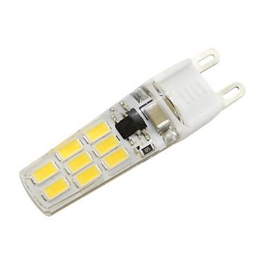 3W 200-250lm G9 2-pins LED-lampen T 16 LED-kralen SMD 5730 Warm wit Koel wit 220-240V