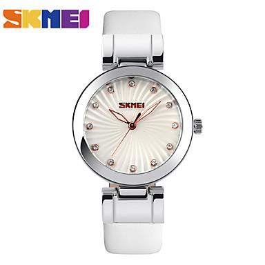 Pentru femei Ceas Sport Ceas Elegant  Ceas La Modă Ceas de Mână Unic Creative ceas Chineză Quartz Mare Dial Piele Autentică Bandă Charm