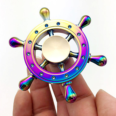 Hand Spinner Speeltjes Relieves ADD, ADHD, Angst, Autisme Plezier Speeltjes Klassiek Stuks Kinderen Geschenk