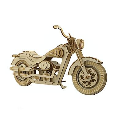 3D-puzzels Motorfietsen Plezier Hout Klassiek