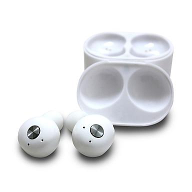 TWS-IP010 In het oor Draadloos Hoofdtelefoons Dynamisch Muovi Aandrijving koptelefoon Mini Met laadbak Met volumeregeling met microfoon
