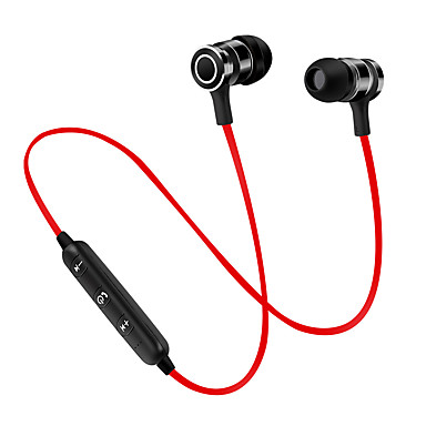 Cirkel s6 magneet bluetooth oortelefoon draadloze bluetooth headset sporten rijdende stereo super bas oordopjes met mic voor mobiele