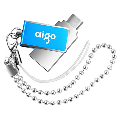 Aigo u286 32gb otg micro usb usb 3.0 flash drive u schijf voor Android mobiele telefoon tablet pc