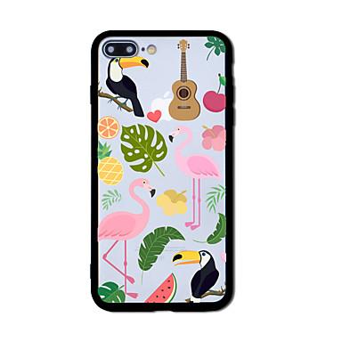 غطاء من أجل Apple iPhone 7 Plus iPhone 7 نموذج غطاء خلفي البشروس طائر مائي قاسي أكريليك إلى iPhone 7 Plus iPhone 7 iPhone 6s Plus ايفون