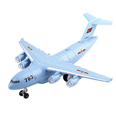 Modellbausätze Aufziehbare Fahrzeuge Bauernhoffahrzeuge Spielzeuge Flugzeug Auto Metalllegierung Stücke Unisex Jungen Geschenk