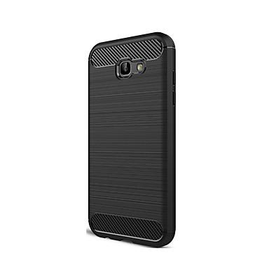 hoesje Voor Samsung Galaxy A5(2017) A3(2017) Schokbestendig Achterkantje Effen Kleur Zacht TPU voor A3 (2017) A5 (2017) A7 (2017)