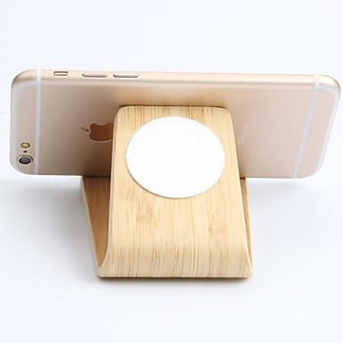 Youzan Uhrstand für Apfeluhr-Reihe 1 2 ipad iphone 7 6 6s plus 5s 5 5c 4 3 hölzerner Standplatz All-in-1 38mm / 42mm Kabel nicht
