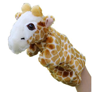 knuffels Poppen Vingerpop Speeltjes Hert Dier Dieren Kind Stuks