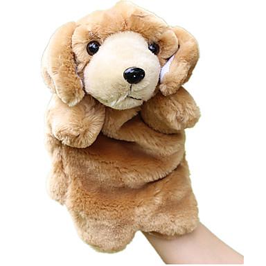 Fingerpuppe Marionetten Spielzeuge Hunde Tier Niedlich Simulation lieblich Plüsch Kind Stücke