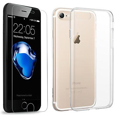 Esr für Apfel iphone 7 Schirmschutz gehärtetes Glas 3d Antifrontschirmschutz mit 1pcs Telefonkasten
