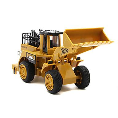 Jucării pentru mașini Vehicul Die-cast Jucarii Vehicul de Construcție Excavator Jucarii Stivuitor Excavator Jucarii ABS Aliaj Metalic