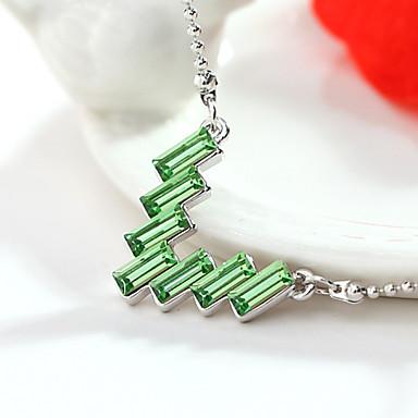 Damen Stränge Halsketten Schmuck Schmuck Krystall Aleación Einzigartiges Design Modisch Euramerican Schmuck Für Party Sonstiges Zeremonie