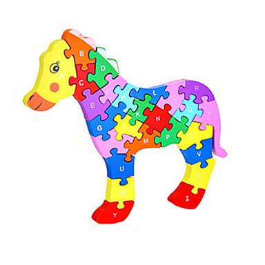 Paard DHZ Puinen Klassiek Kinderen Unisex Geschenk