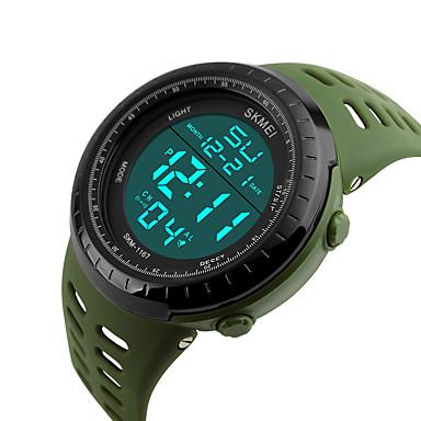 skmei Männer-Frau 1167 multifunktionale Bewegung elektronische Uhr