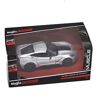 Jucării pentru mașini Vehicul Die-cast Jucarii Motocicletă Jucarii Articole de mobilier Dreptunghiular Aliaj Metalic Fier Bucăți Ne