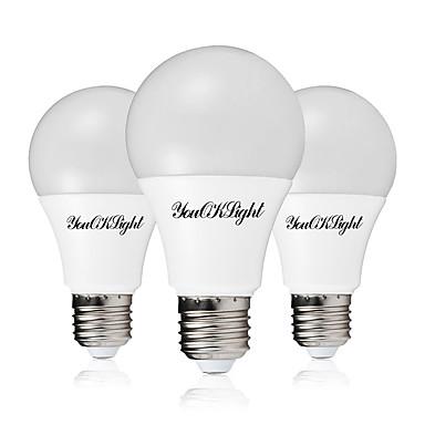 12W 1000 lm LED Kugelbirnen 26 Leds SMD 5730 Warmes Weiß Kühles Weiß Wechselstrom 85-265V