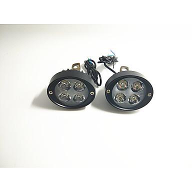 Elektrische Auto Scheinwerfer Motorrad super helle LED Scheinwerfer Rückspiegel 12v24V modifizierte externe Glühbirne Paar