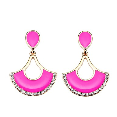 Dames Druppel oorbellen Meetkundig Bohémien arylic Legering Anderen Sieraden Feest Dagelijks Causaal Toneel Kostuum juwelen