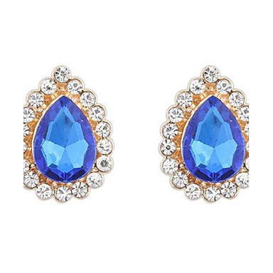 Dames Oorknopjes Druppel oorbellen Ring oorbellen Synthetische Opaal Bergkristal Gepersonaliseerde Religieuze sieraden Uniek ontwerp