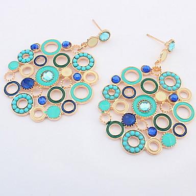 Dames Oorknopjes Druppel oorbellen Ring oorbellen Sieraden Gepersonaliseerde Religieuze sieraden Cirkelvormig ontwerp Uniek ontwerp