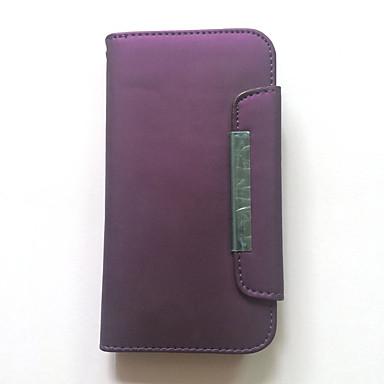 من أجل أغط / كفرات محفظة حامل البطاقات مع حامل قلب نموذج كامل الجسم غطاء قاسي إلى Samsung S3