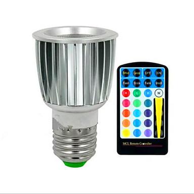 5W 120 lm Spot Încastrat 3 led-uri LED Integrat RGB AC85-265 AC 85-265V