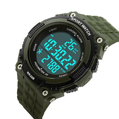 Smart Uhr Wasserdicht Long Standby Schrittzähler Sport Multifunktion Stoppuhr Wecker Chronograph Kalender Other Keine SIM-Kartenslot
