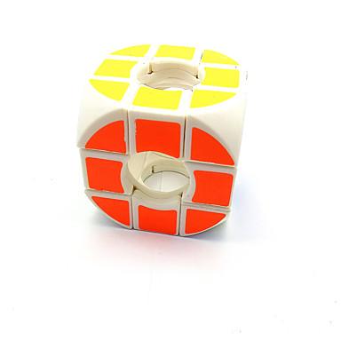 مكعب روبيك السلس مكعب سرعة مكعبات سحرية البلاستيك ABS دائري مربع هدية