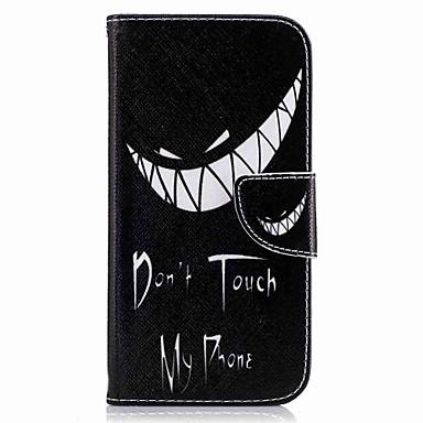 Hülle Für Samsung Galaxy A5(2017) A3(2017) Geldbeutel Kreditkartenfächer mit Halterung Flipbare Hülle Muster Handyhülle für das ganze