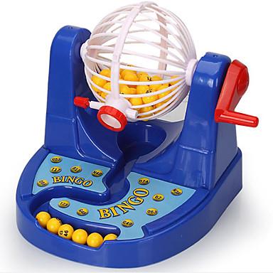 بينجو إيرني ألعاب الطاولة ألعاب ألعاب دائري بلاستيك ألعاب الوالدين والطفل 1 قطع للجنسين هدية