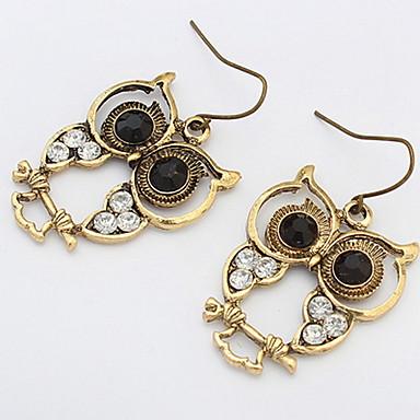 Dames Oorknopjes Druppel oorbellen Ring oorbellen Bergkristal Gepersonaliseerde Religieuze sieraden Luxe Uniek ontwerp Logostijl Hangende