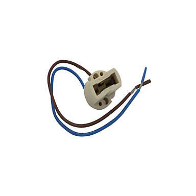 G9 führte stripline keramische lampholder hochtemperaturbeständiger Draht 20cm