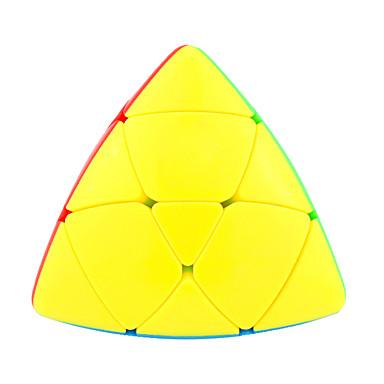 Zauberwürfel Pyramorphix Glatte Geschwindigkeits-Würfel Magische Würfel Zum Stress-Abbau Bildungsspielsachen Puzzle-Würfel Glatte