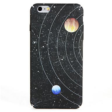 hoesje Voor Apple iPhone 7 Plus iPhone 7 Patroon Achterkant Hemel Hard PC voor iPhone 7 Plus iPhone 7 iPhone 6s Plus iPhone 6s iPhone 6