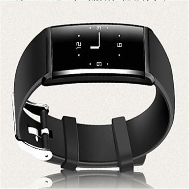 Damen Smart Uhr digital Silikon Band Schwarz Blau Lila Gelb