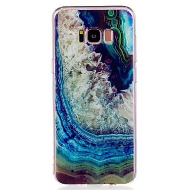 Hülle Für Samsung Galaxy S8 Plus S8 Muster Rückseite Marmor Weich TPU für S8 Plus S8 S7 edge S7 S6 edge S6