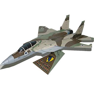 3D-puzzels Bouwplaat Speeltjes Vierkant Vliegtuig Eagle DHZ Hard Kaart Paper Niet gespecificeerd Stuks