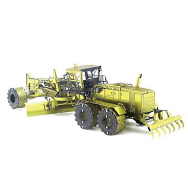 Jucării pentru mașini Puzzle 3D Puzzle Puzzle Metal Vehicul de Construcție Jucarii Camion Reparații Crom MetalPistol Ne Specificat Bucăți