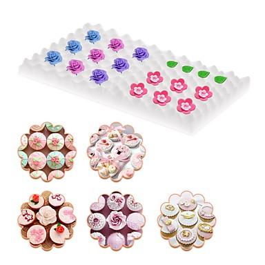 Back- & Kuchenutensilien Sphäre Blume Herz Für Süßigkeit Für Plätzchen Für Schokolade Für Kochutensilien Plätzchen Kuchen Brot Silikon