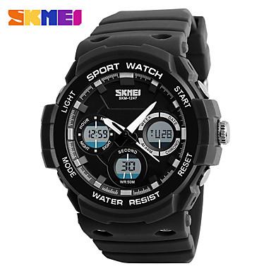 Herrn Einzigartige kreative Uhr Digitaluhr Sportuhr Militäruhr Kleideruhr Smart Watch Modeuhr Armbanduhr Chinesisch Quartz digital