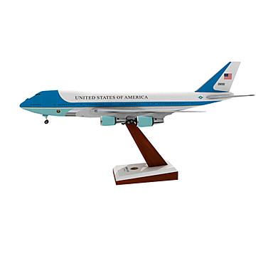 3D - Puzzle Papiermodel Papiermodelle Modellbausätze Quadratisch Flugzeug 3D Heimwerken Hartkartonpapier Klassisch Unisex Geschenk