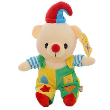 Plüschtiere Spielzeuge Bär Tier Teddybär Baumwolle Unisex Stücke