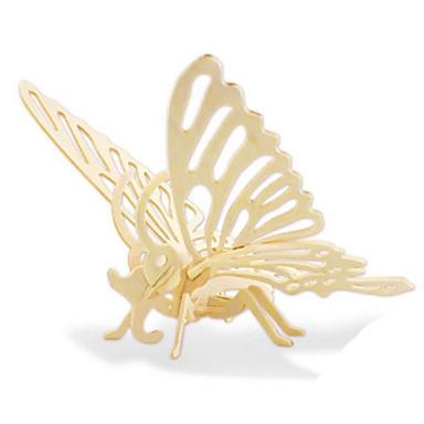 Robotime 3D-puzzels Legpuzzel Houten modellen Dinosaurus Insect Dier 3D Dieren DHZ Hout Klassiek Kinderen Unisex Geschenk