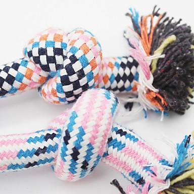 Hund Hundespielzeug Haustierspielsachen Kugel Seil Baumwolle Für Haustiere