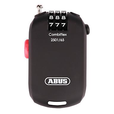 Gub combiflex201 staal vier digitaal wachtwoord fietsslot kabel wachtwoord tas zak algemeen anti-diefstal slot dail lock wachtwoord slot