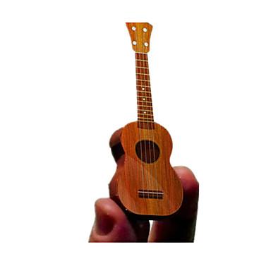 3D-puzzels Bouwplaat Papierkunst Modelbouwsets Vierkant Muziekinstrumenten 3D DHZ Klassiek Speelgoed muziekinstrument Unisex Geschenk