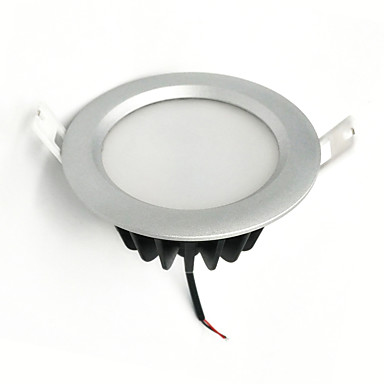 ZDM® 10W 24 LEDs Abblendbar LED Deckenstrahler Warmes Weiß Kühles Weiß AC220