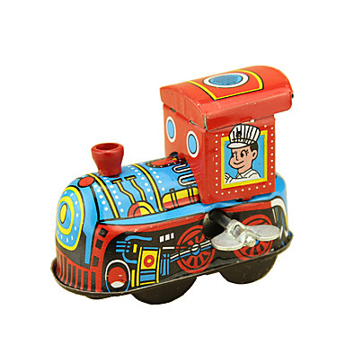 Jucării pentru mașini Jucării Aer Tren Jucarii Retro Tren Fier Forjat Vintage Retro Bucăți Ne Specificat Cadou