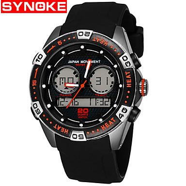 Heren Sporthorloge Militair horloge Dress horloge Slim horloge Modieus horloge Polshorloge Unieke creatieve horloge Digitaal horloge