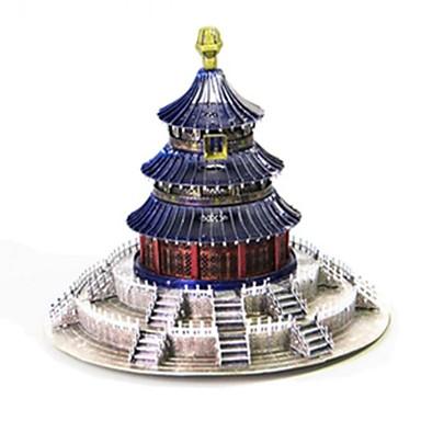 3D - Puzzle Holzpuzzle Metallpuzzle Spielzeuge Berühmte Gebäude Architektur 3D Heimwerken Metal keine Angaben Stücke